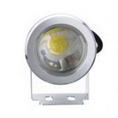 10W LED Waterproof Underwater Spotlight White Garden Wash Light Bulb 12V