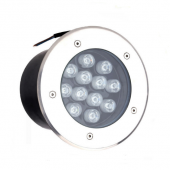 12W LED Underground Lamp Flood Buried Light IP68 Wall Washer Spotlight