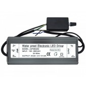 150w Dimmable LED Driver 25V-36V 0-4.5A IP67 Waterproof Lighting Transformers