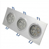 15W LED Ceiling Downlight Recessed Wall Lamp Spot Light With Driver