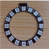 16LEDs SK6812 RGB Addressable Ring DC5V Input RGB Round Pixel