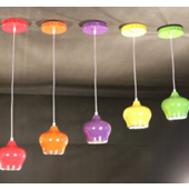 18W LED Pendant Lamps Bar Beat Light Chandelier Energy Saving Chrismas