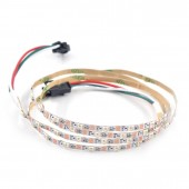 1M 2M SK6812 3535 RGB SMD 4mm White Board LED Light Strip 60led/M Non Waterproof DC 5V