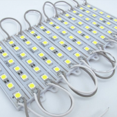 40pcs 5050 6 LED Module String DC12V Waterproof SMD Light