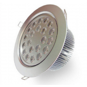 21W 24W LED Ceiling Lamp Recessed Downlight Roof Down Bulb Spot Light