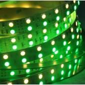 5M 600LEDs RGBW LED Strip 120LED/M SMD 5050 12V 24V Light