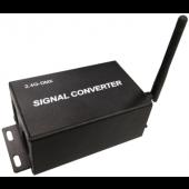 2.4G-DMX Signal Converter Receive And Sent DMX2400 Transmit-receive LED Controller