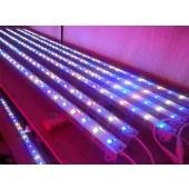 2 Feet 22W High Power LED Grow Light IP68 Waterproof Hydroponic Plant Lamp