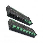 32 Channels DMX Controller Decoder DC 12V 24V LT-932-OLED LTECH