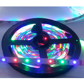 3528 RGB LED Strip SMD 5M 300 LEDs Non-Waterproof Light 2pcs