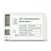 40W 24V DC 1-10V LED Constant Voltage Euchips Dimmable Driver EUP40A-1W24V-1