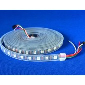 4M 60LEDs/m DC5V Addressable SK6812 LED Pixel Strip Light Waterproof