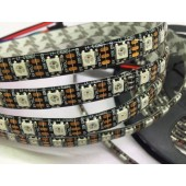 4M DC5V Addressable SK6812 LED Pixel Strip Light 74LEDs/M