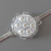 50mm UCS1903 Diffused LED Pixel 5050 SMD RGB DC24V LED Lighting Modules