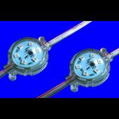 50mm IP68 24V UCS1903 Addressable 6LEDs Smart Module Convex Clear Cover