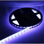 5M 300-SMD 5630 LED Strip Rope Light Cold White 12V Waterproof