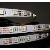 5M DC12V SK6812 RGBW 300LEDs 20Pixes/m LED Digital Strip Light