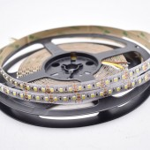 60LEDs/M 12V DC Dual Chip White Adjustable 5050 LED Strip Light 5M