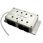 DMX Splitter 1 In : 8 Out LED DMX Signal Amplifier