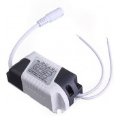 9W 12V-24V 300mA Dimmable Driver For LED Bulb Panel Lights 3pcs