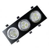 9W LED Downlight 900lm Energy Saving Recessed Ceiling Lamp Undimmable