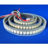 Addressable 1M 144LEDs DC5V SK6812 LED Pixel Strip Light Waterproof