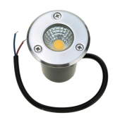 Buried Lamp LED Underground 3W AC85-265V COB Inground Light