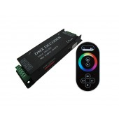 3 Channel Strip DMX Decoder 5V-24V Common Anode Touch Remote Control DMX100