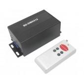 Wireless SD Card DMX 512 Signal Transmitter Decoder DC 12V With RF Remote Control