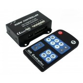 4 Channel LED RGBW Controller 4A/Ch DC 12V-24V