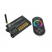RF201 2.4G Full Color LED Controller 3-Channel 8A/Ch DC 5V-24V