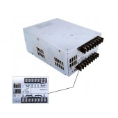 DC 12V 40A 500W Aluminum Switching Power Supply Input AC 100V-240V