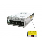 DC 24V 15A 350W Aluminum Switching Power Supply Input AC 100V-240V