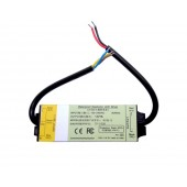 DC 12V 1A 12W Waterproof Power Supply Input AC 100V-240V