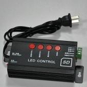 C1000 LED Pixel Controller C1 SD-card Controller Max 2048 Pixels