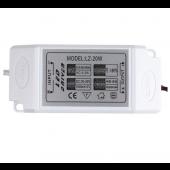 DC30-36V 600mA 20W Driver Transformer Power Supply For LED Lamp Bulb 2pcs