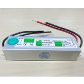 DC 12V 15W Waterproof Power Supply AC to DC Transformer 3pcs