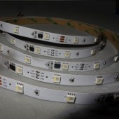 DC 12V TM1814 30LEDs/m Addressable RGBW LED Pixel Strip 5M