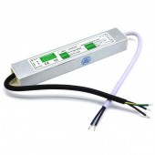 DC 24V 24W IP67 Waterproof AC to DC LED Driver Power Supply