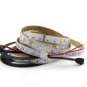DC 24V RGB CCT 5050 SMD LED Tape Stripe 5M 300LEDs RGBW Strip Light