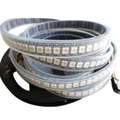 DC 5V 144LEDs/m APA102 SMD 5050 RGB LED Strip Light 5M