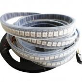 DC 5V 144LEDs/m APA102 SMD 5050 RGB LED Strip Light 5M