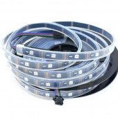 DC 5V 30LEDs/m APA102 5050 SMD RGB LED Strip Light 5M