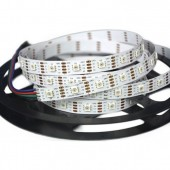 DC 5V 48LEDs/m APA102 5050 SMD RGB LED Strip Light 5M