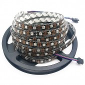 DC 5V 60LEDs/m APA102 5050 SMD RGB LED Strip Light 5M