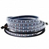 DC 5V 72LEDs/m APA102 5050 SMD RGB LED Strip Light 5M