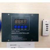Stand Alone 512CH XLR-3 RJ45 Euchips DMX Master LED Controller DMX300