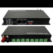 DMX Multi-channel LED Controller LN-DMXTCON-24CH-LV 24CH DMX512 Decoder