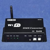 DMX Signal WiFi Converter Art-net DMX512 Communication Protocol WF310
