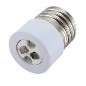 E27 Standard To MR16 Base LED Light Lamp Bulb Adapter Converter Holder 10pcs